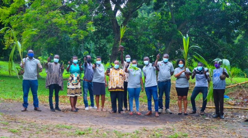 Watch: How ReDIAL officers participated in the #GreenGhana Day