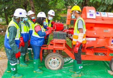 Preparing multi-crop thresher operators ahead of the harvesting season